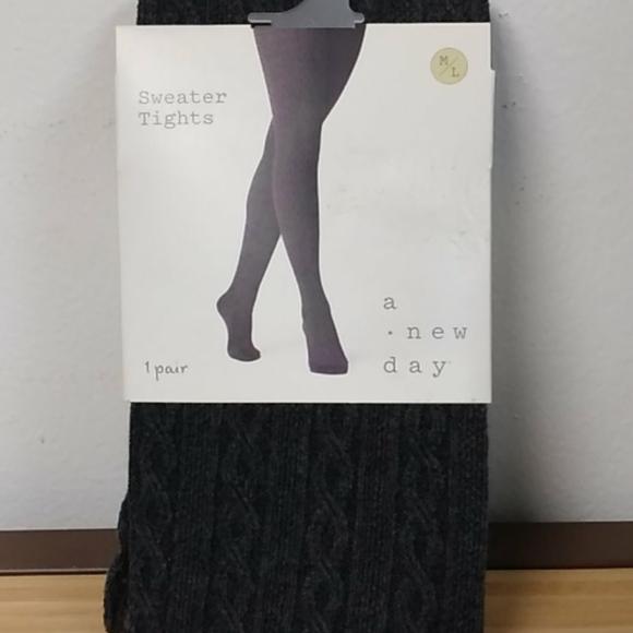 Women's sweater tights